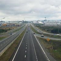 Estado de tránsito en Ruta 5